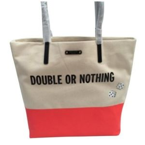 ⚡⚡Authentic Kate Spade Double or Nothing Tote⚡⚡
